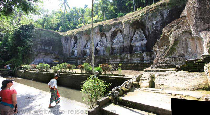 Bali Königsgrab Gunung Kawi
