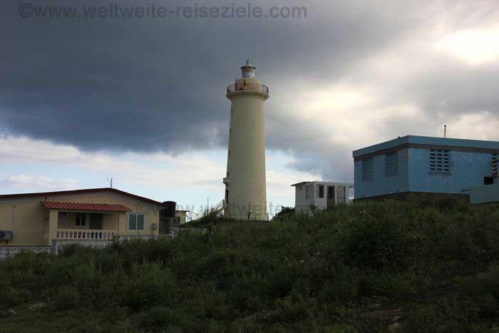 Faro Roncali im Westen von Kuba