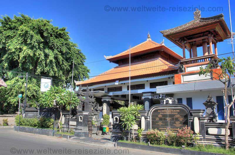 Tempel Pura Belanjong in Sanur, Bali