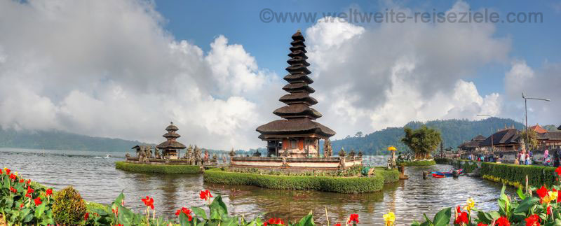 Ausflug zum Tempel Pura Ulun Danu Bratan