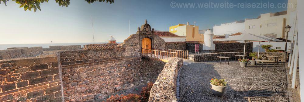 Festung Castillo de Santa Catalina, Santa Cruz de La Palma