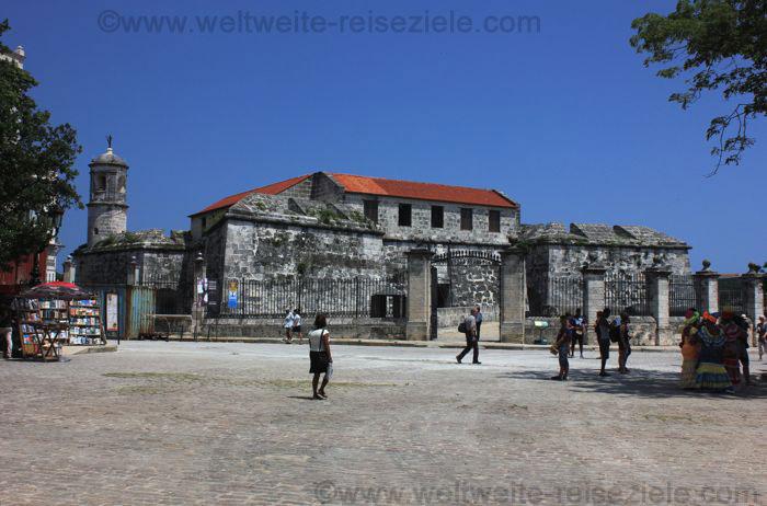 Castillo de la Real Fuerza, Havanna, Kuba