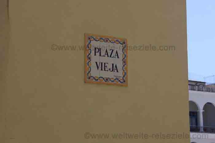 Platz, Plaza Vieja