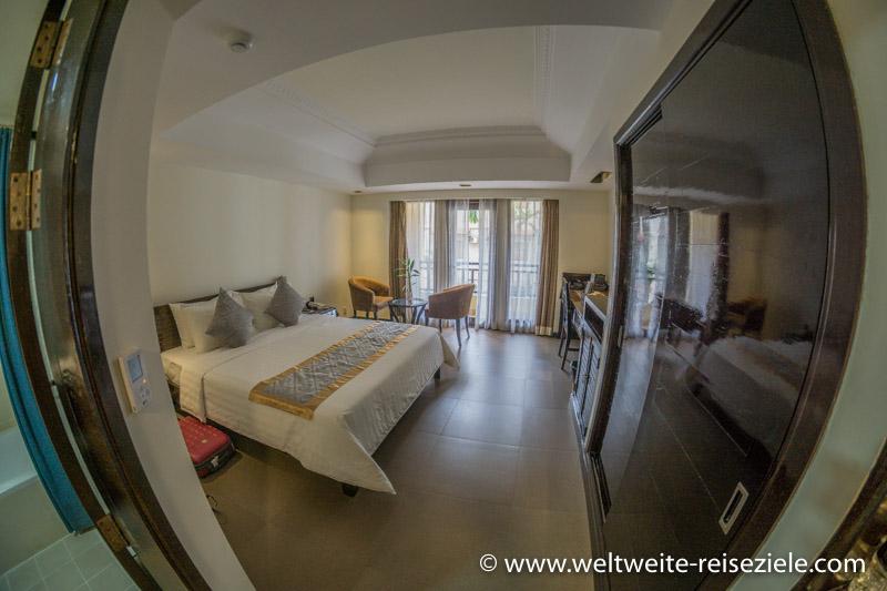 Superior Zimmer im Treasure Oasis Hotel, Siem Reap