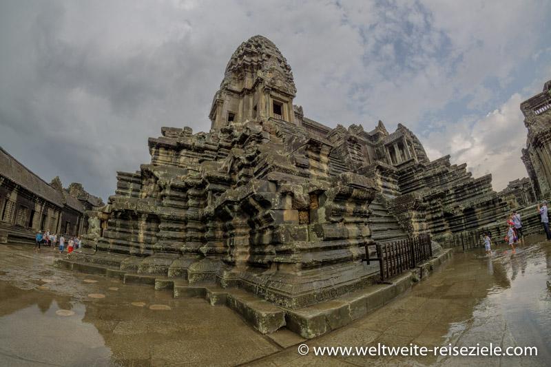 Angkor Wat, innerer Tempelbereich