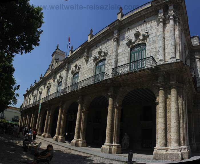 Palacio de los Capitanes Generales Havanna, Stadtmuseum
