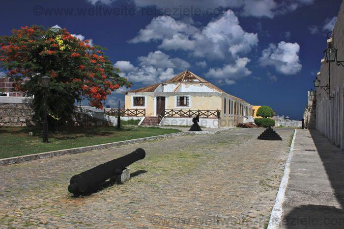 In der Festung Fortaleza San Carlos de la Cabaña