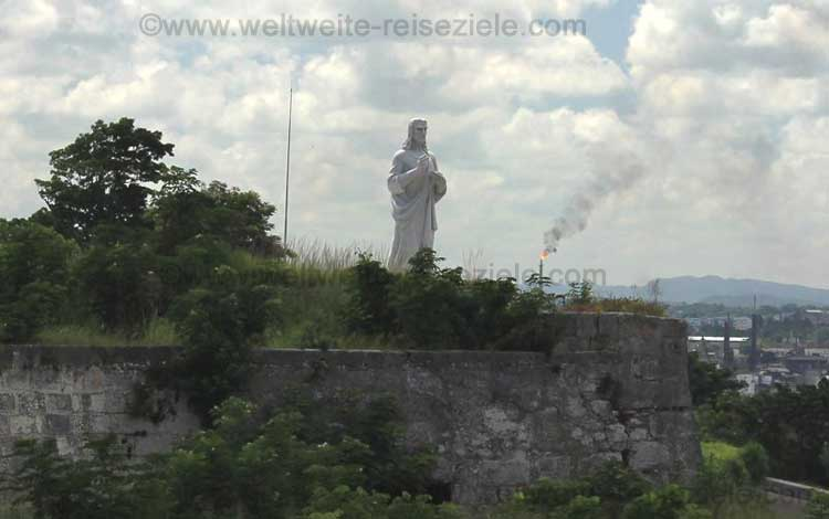 Christustatue, el Cristo de La Habana