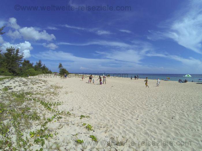 Strand bei El Megano
