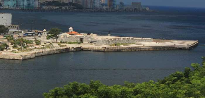 Festung von San Salvador de la Punta