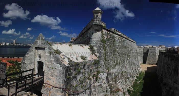 Castillo de los Tres Reyes de Morro