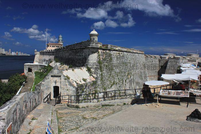 Burg El Morro Havanna