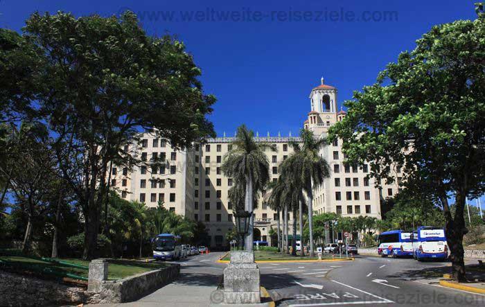 Kuba Vedado Hotel Nacional