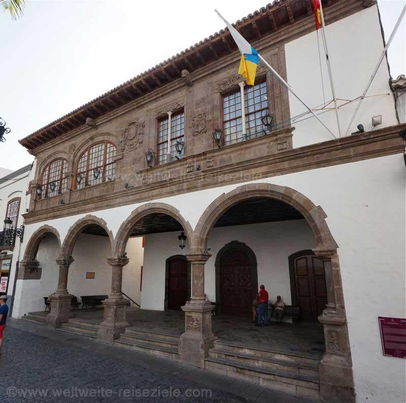 Gemeinde, Rathaus von Santa Cruz de La Palma