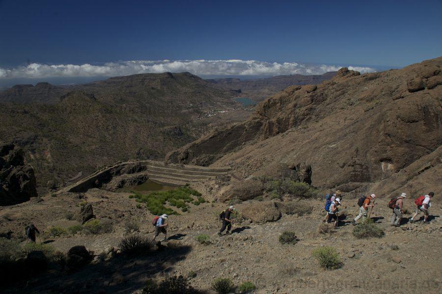 Wanderexkursion auf Gran Canaria zu den Stauseen