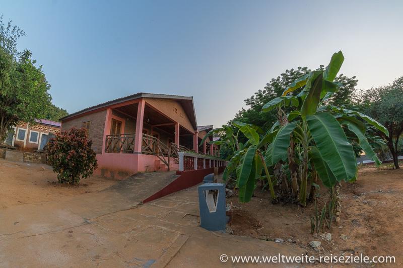 Haus / Bungalow des Hotels Orchidée du Bemaraha