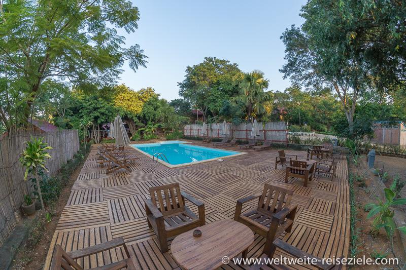 Pool Hotel Orchidee du Bemaraha