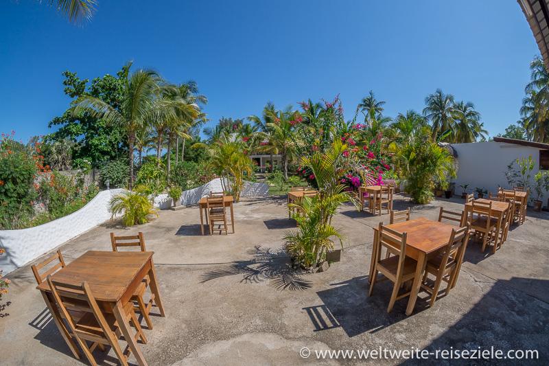 Terrasse Restaurant Hotel Sun Beach, Morondava