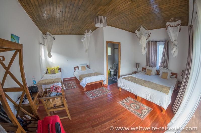 Zimmer Hotel Karibotel, Ranomafana