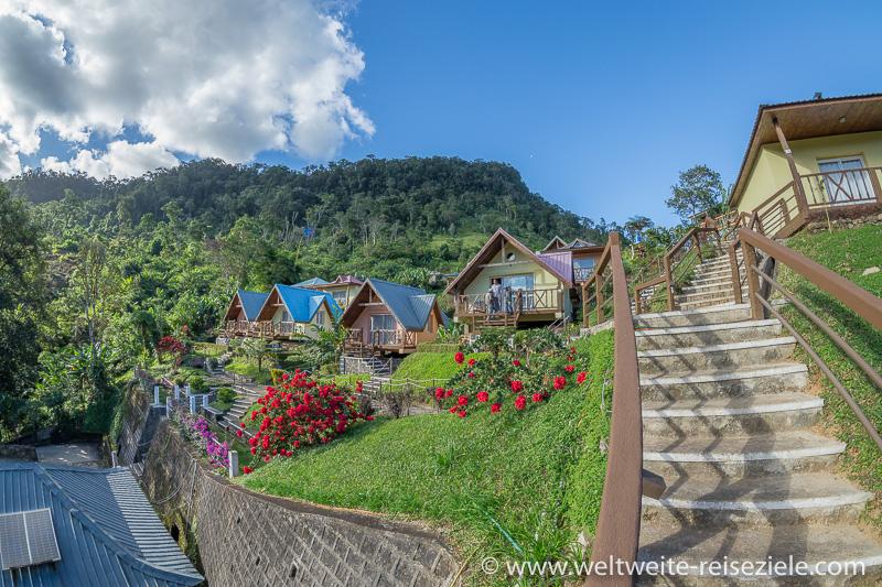 Bungalows Hotel Karibotel, Ranomafana