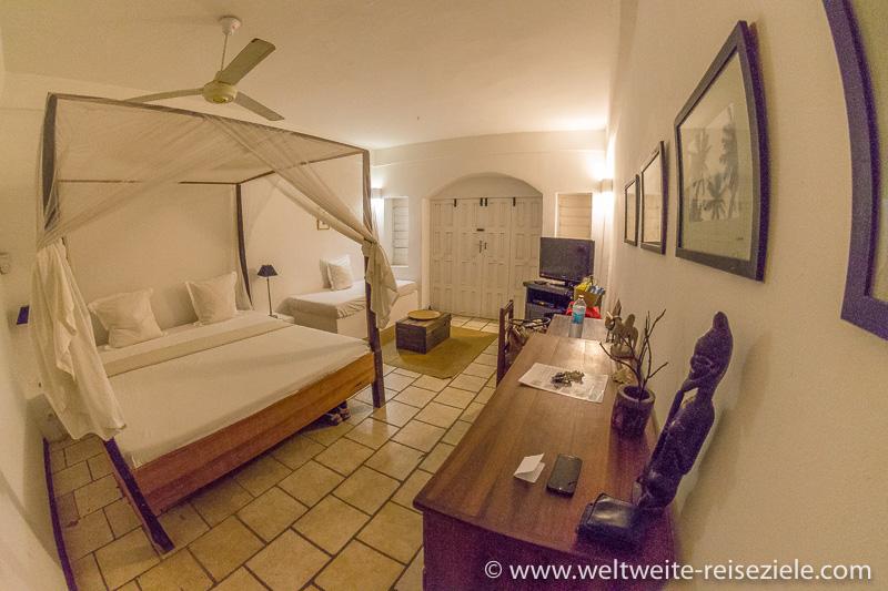 Zimmer im Hotel Princesse du Lagon Ifaty / Mangily