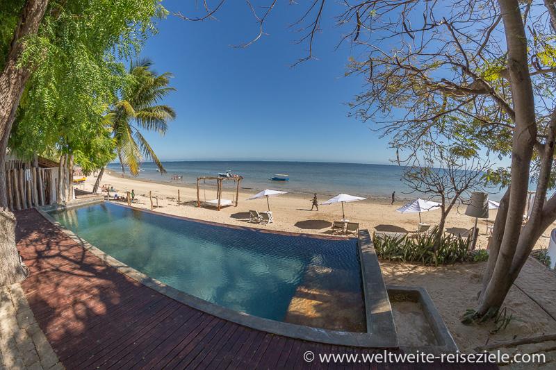 Pool Hotel Princesse du Lagon Ifaty, Mangily,