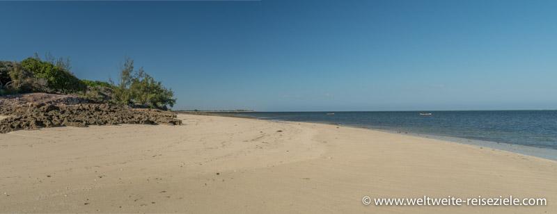 Strandbereiche zwischen Mangily und Ifaty
