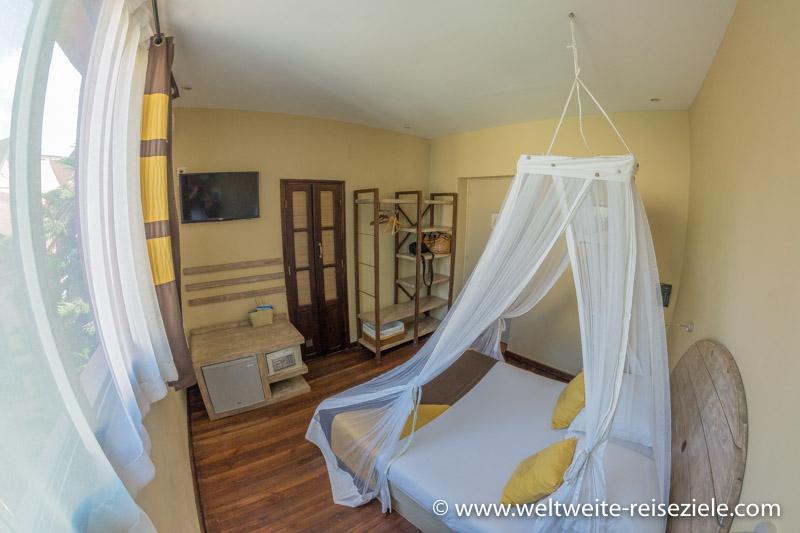 Hotelzimmer Sakamanga Hôtel in Antananarivo