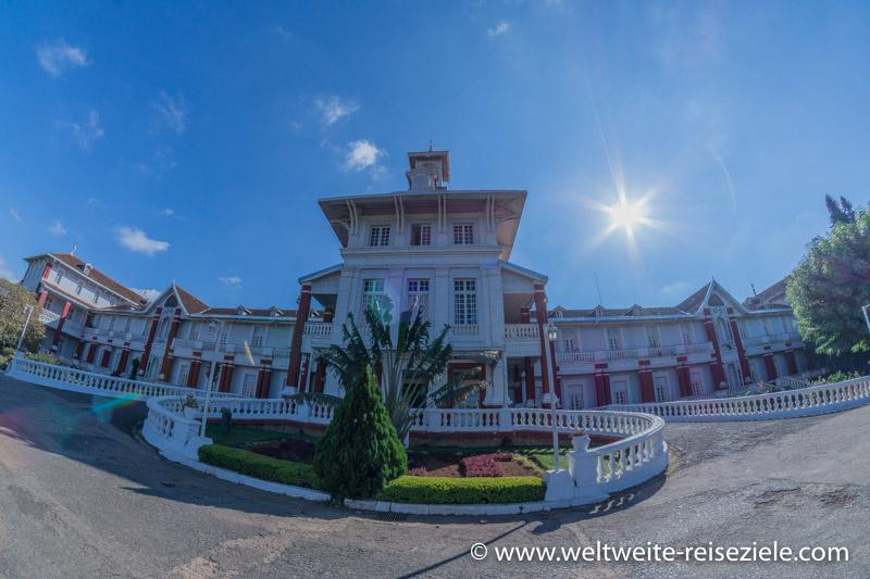 Kurhotel von Antsirabe