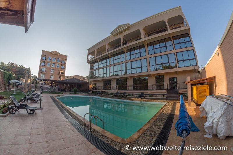 Hotel Royal Palace, Antsirabe