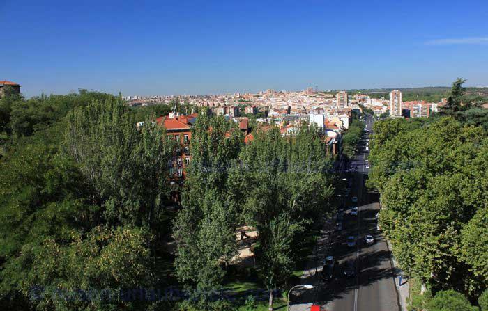 MadridAussichtViaduct