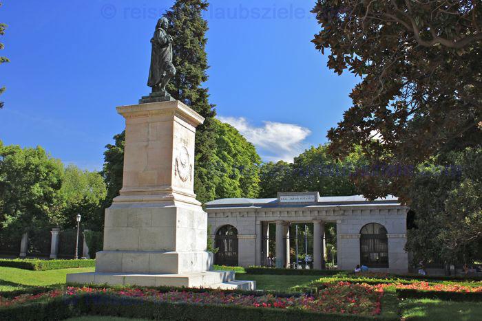 MadridBotGarten