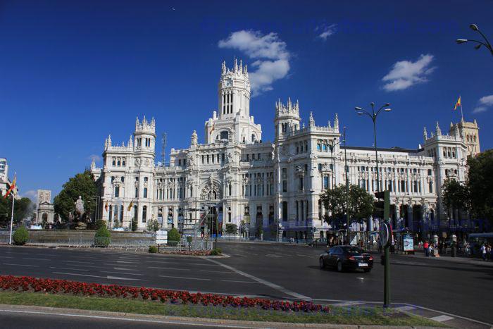 MadridCibelesPalast
