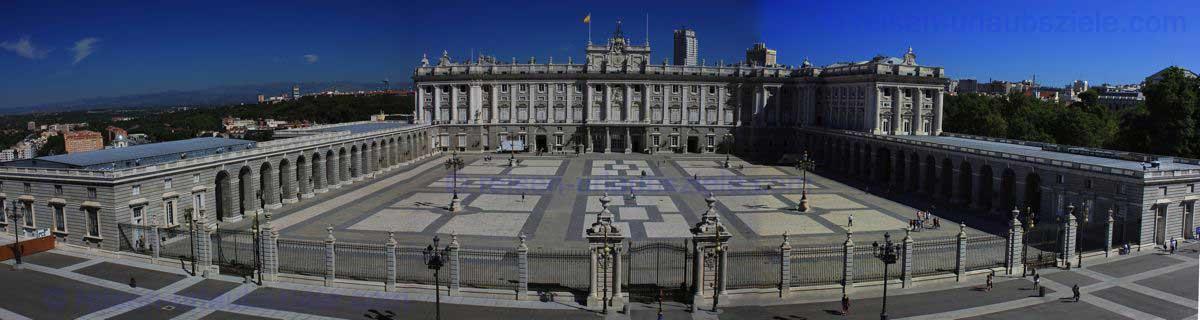 MadridKoenigspalstPanorama
