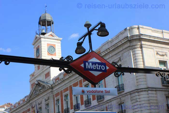 MadridMetroSol