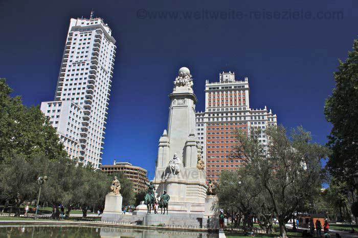 MadridPlazaEspana