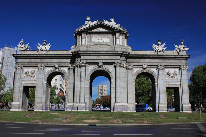 MadridPuertaAlcala