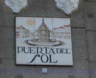 MadridSchildPuertadelSol