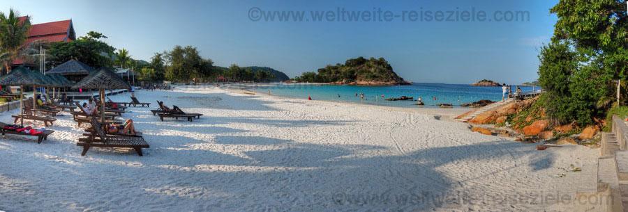 Strand beim Laguna Redang