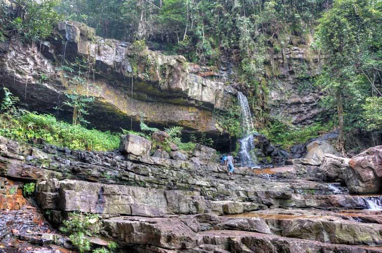 Wasserfall Pahang State Park
