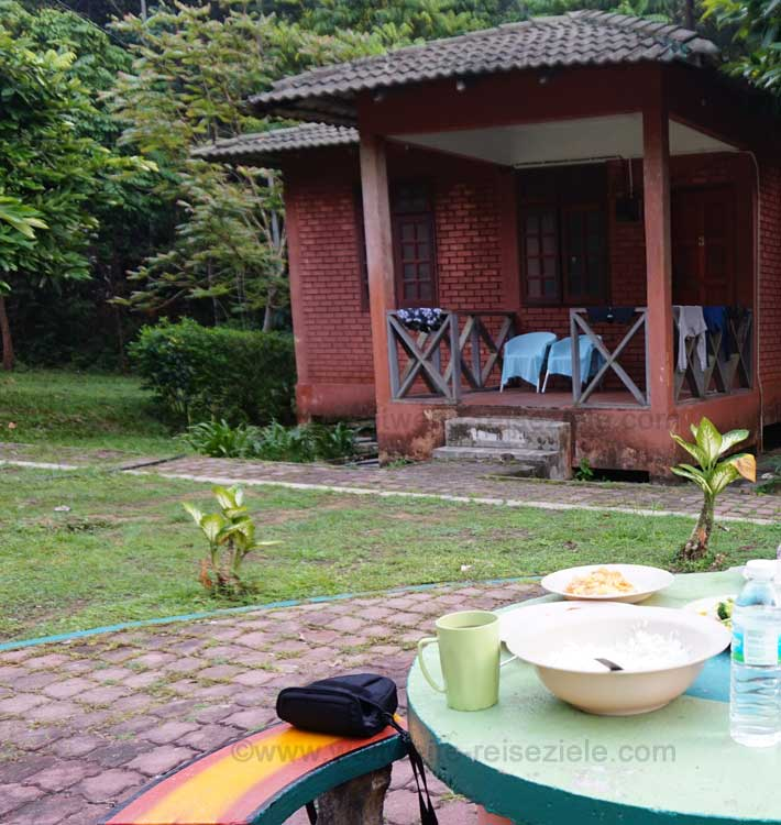 Unterkunft, Pahang State Park