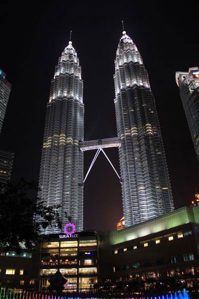 MalaysiaPetronasNacht