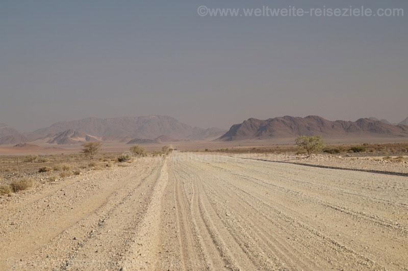 Strasse von Sesriem nach Süden, Namibia