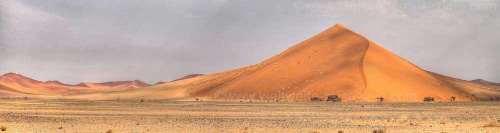 Düne, Sessriem, Sossusvlei, Namibia