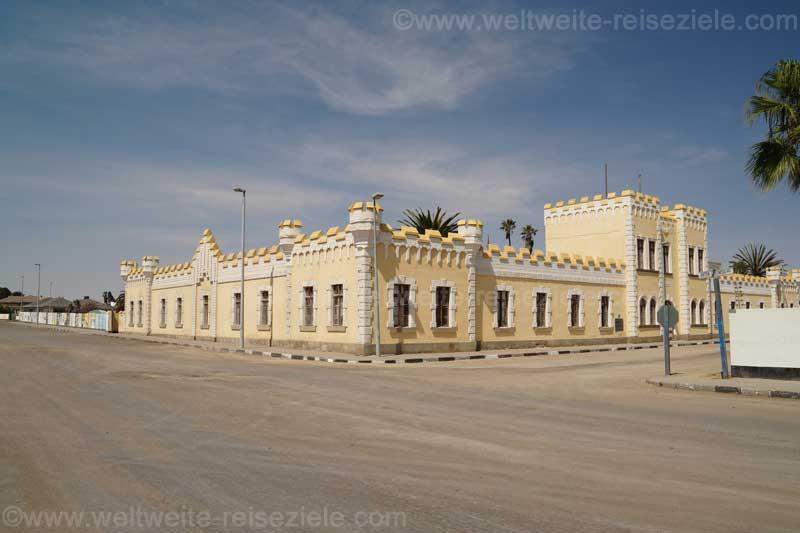 Altes Gebäude in Swakopmund