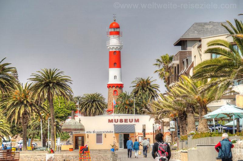 Leuchtturm mit Museum, Swakopmund