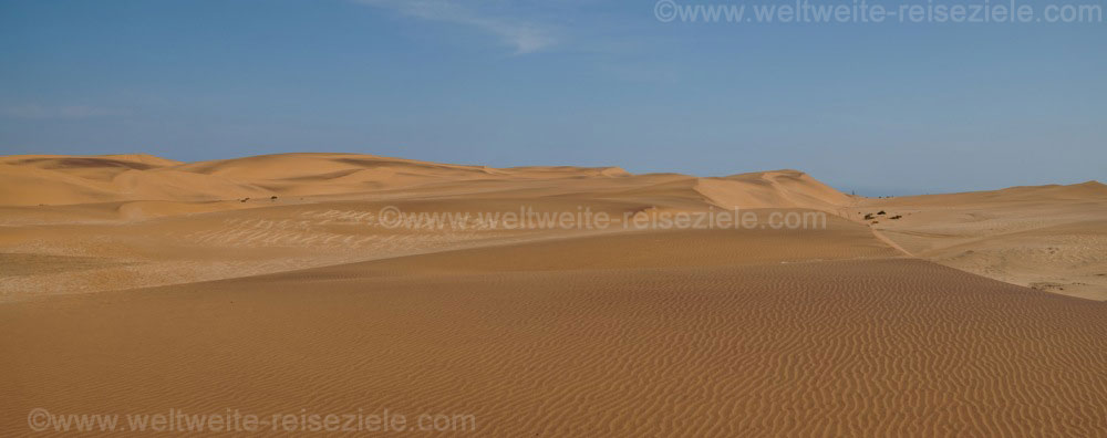 Dünen im Süden von Swakopmund
