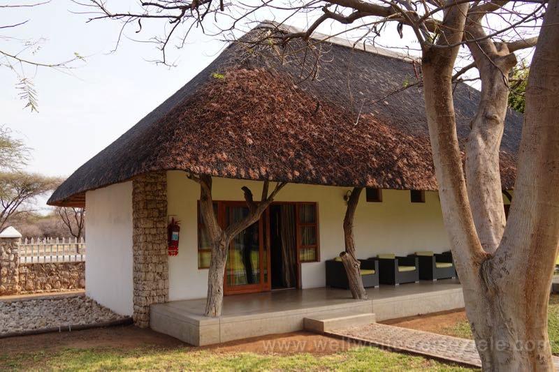 Chalet mit Terrasse Emanya Etosha Lodge