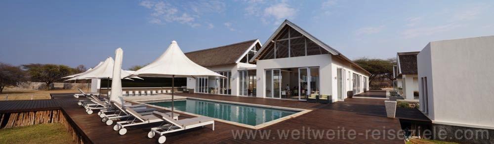 Emanya Etosha Lodge, Namiba