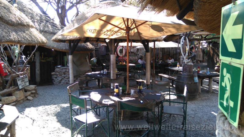 Joes Bierhaus in Windhoek